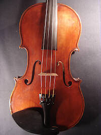 ID #120 violin Paul Bailly