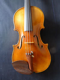 ID #291 violin Emile Laurent