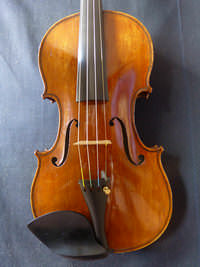 ID #306 violin George Withers