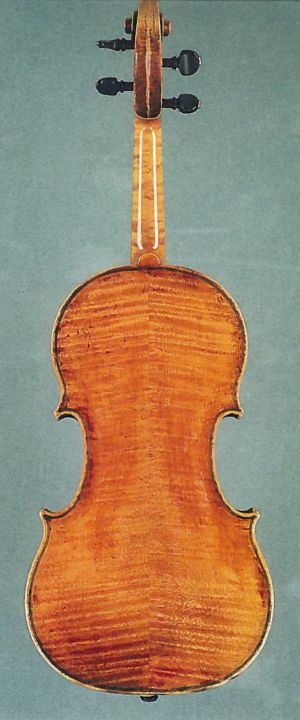 ID #322 violin Giovanni Battista Rogeri